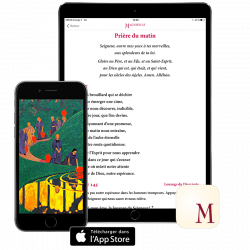Magnificat App FR - iOS