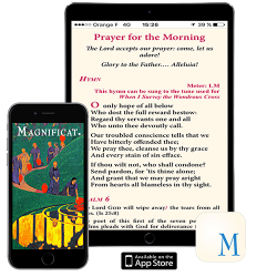 Magnificat App US - iOS