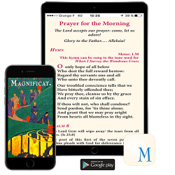 Magnificat App US - Android